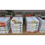 20 assorted boxes of Madeira Classic No. 40 embroidery rayon thread