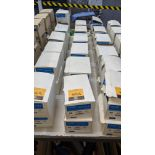 12 boxes of Amann Group ISALON 40 polyester embroidery thread