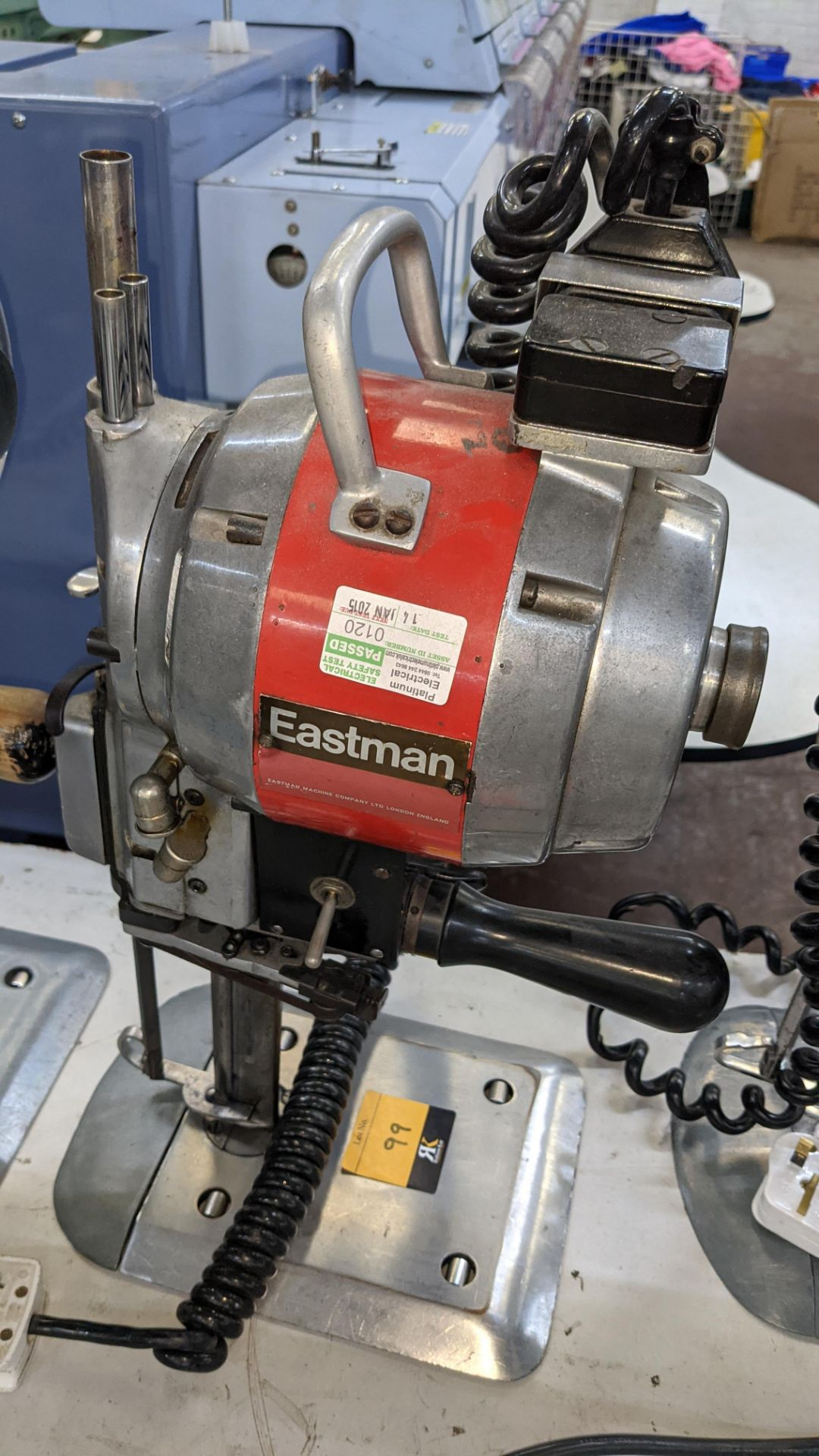 Eastman electric cutter - Image 4 of 5
