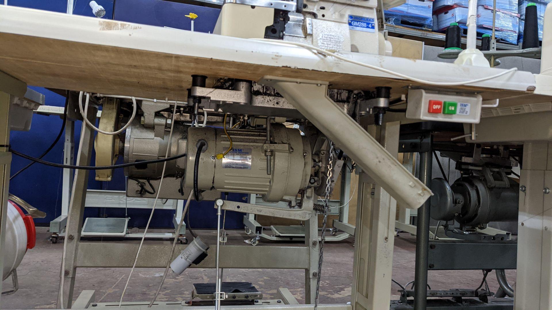 Highlead overlocker model GM288-4 - Image 15 of 16