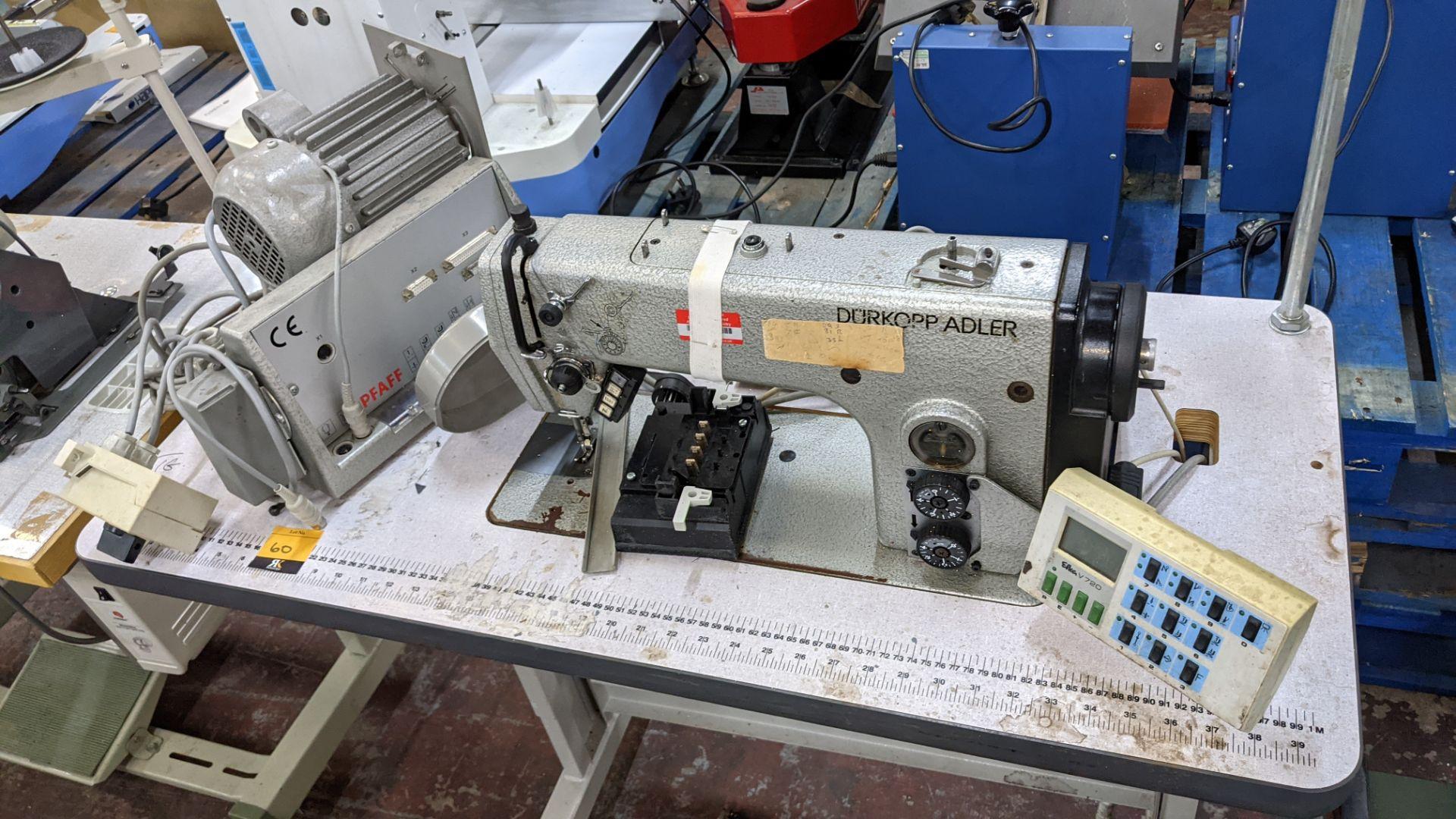 Durkopp Adler type 0271-L40042 sewing machine - Image 19 of 19