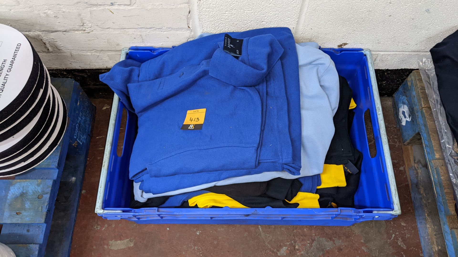 Quantity of assorted polo shirts - Image 2 of 6