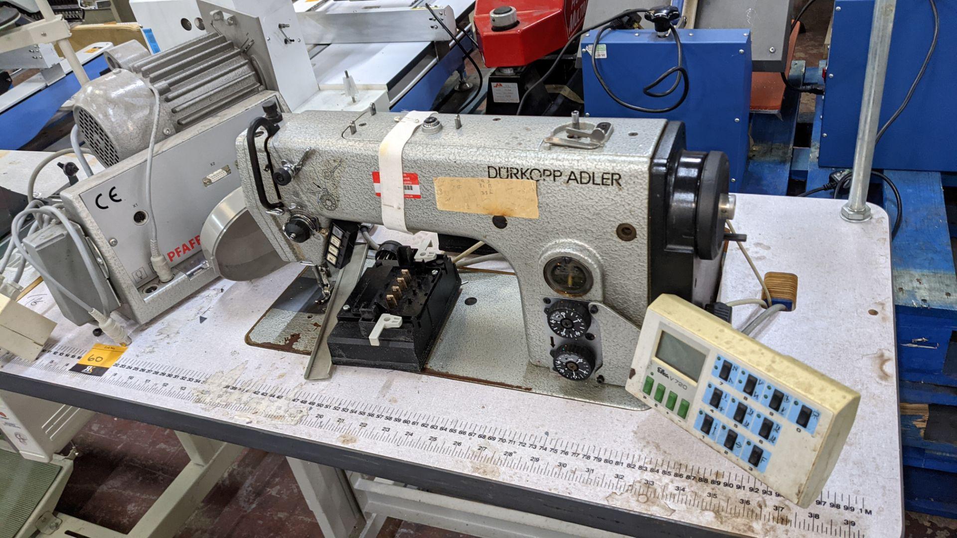Durkopp Adler type 0271-L40042 sewing machine - Image 5 of 19