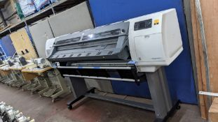 HP DesignJet L25500 wide format printer