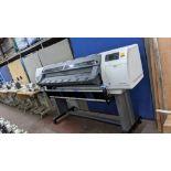 HP DesignJet L25500 wide format printer