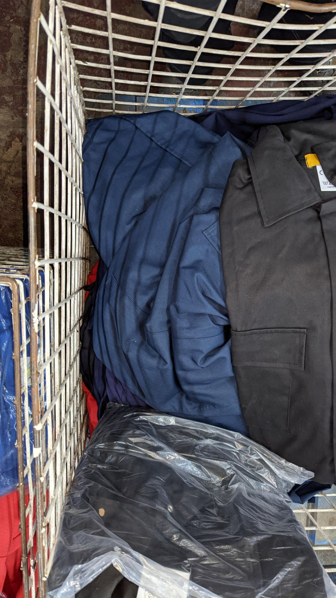The contents of a cage of Protal flame retardant work clothing. NB cage excluded - Image 4 of 6