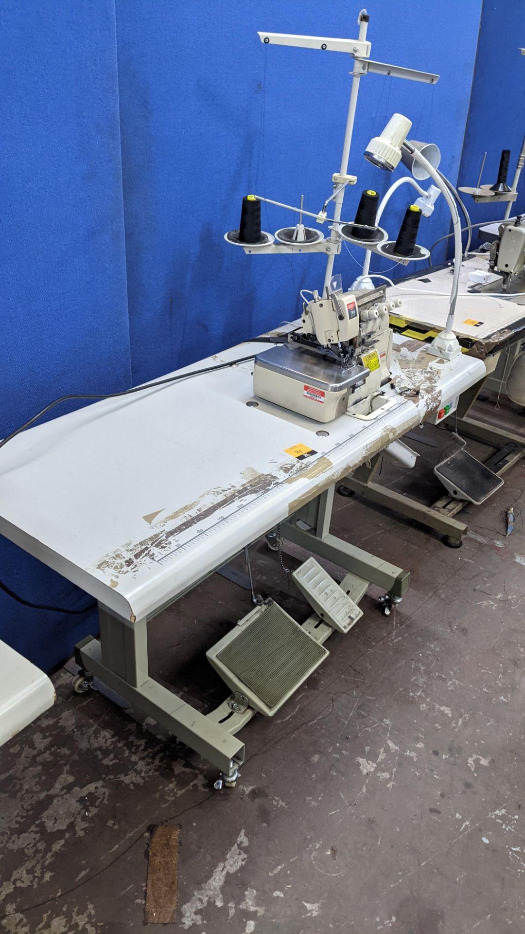 Yingon 788 series overlocker model YG788-4-13 - Image 16 of 16
