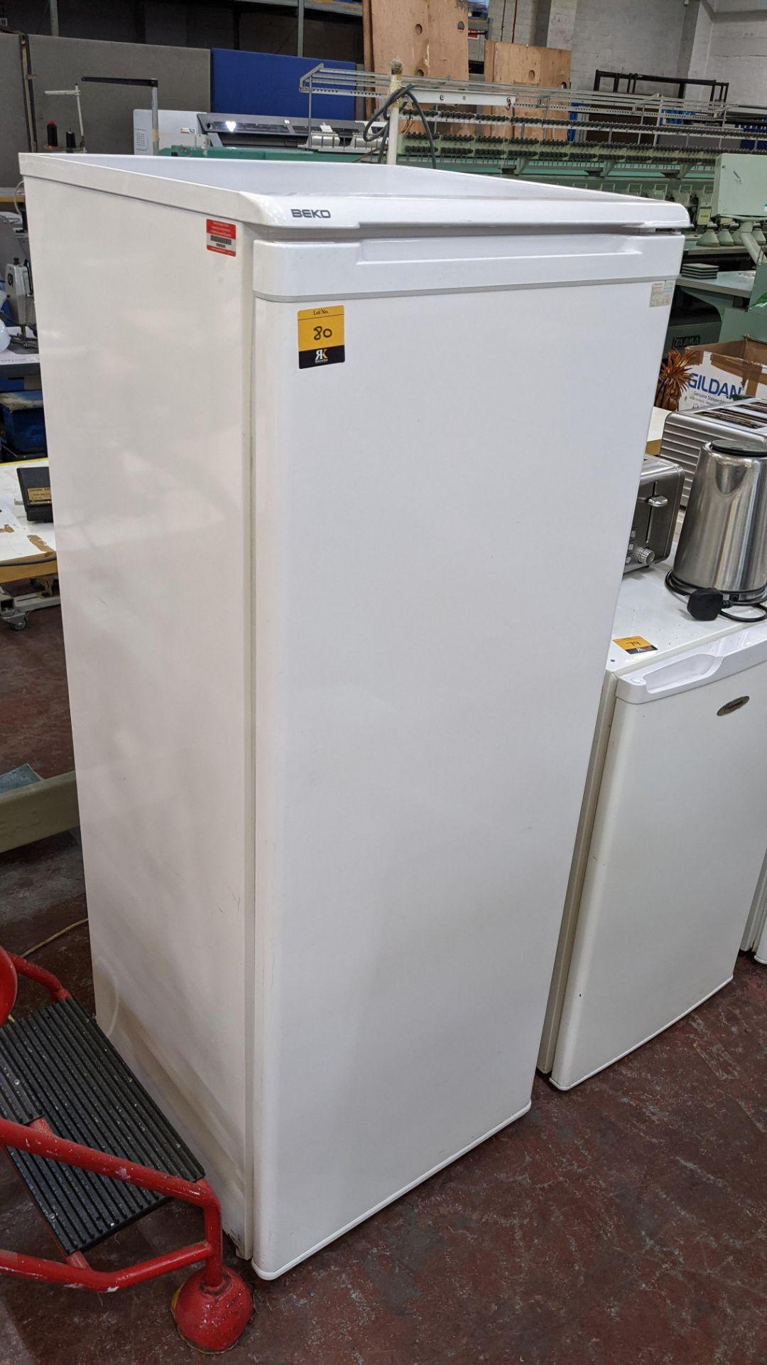 Beko tall fridge - Image 3 of 5
