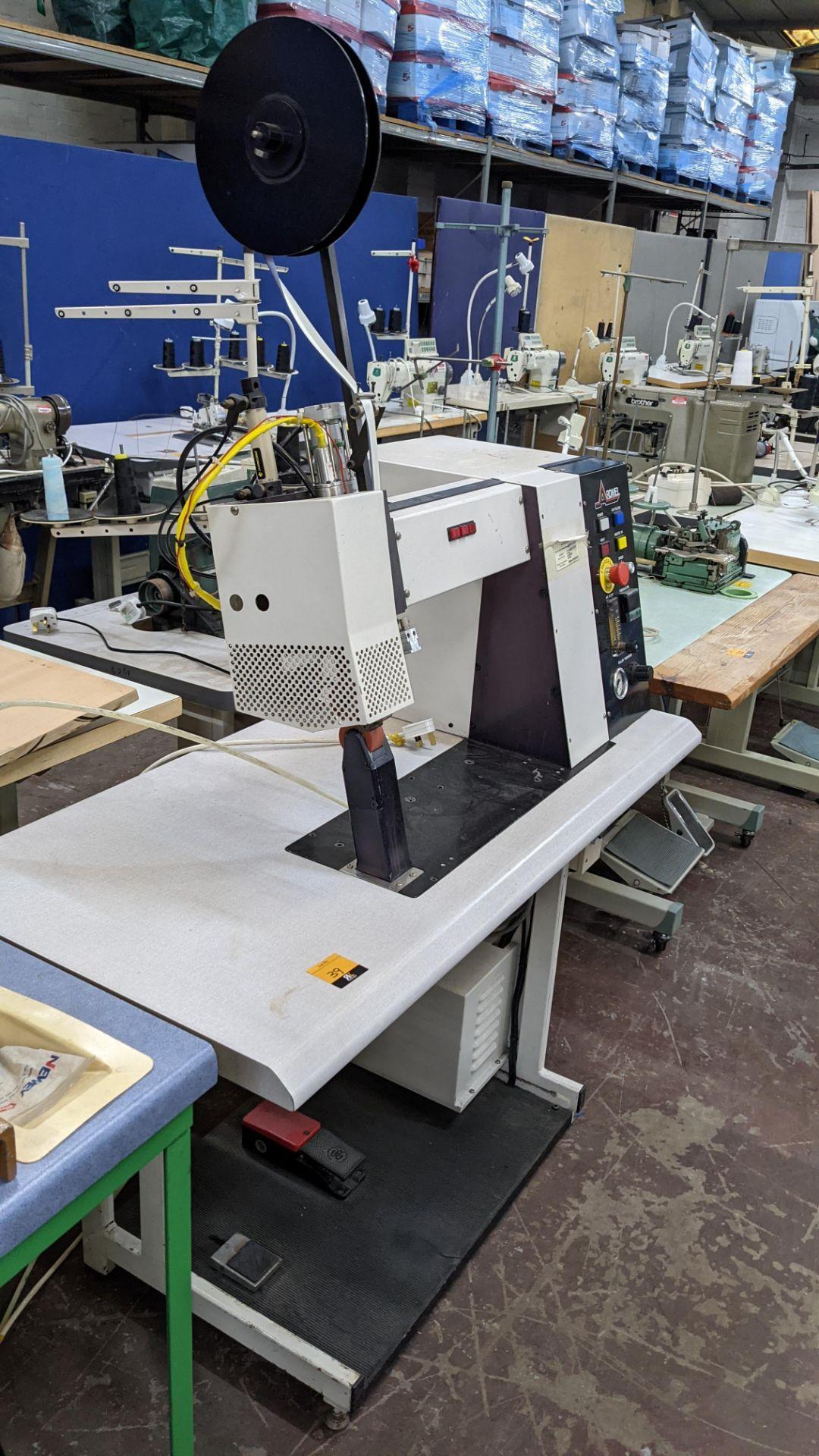 Ardmel seam sealing machine - Image 18 of 18