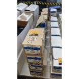 19 boxes of Ackerman ISALON 40 embroidery thread