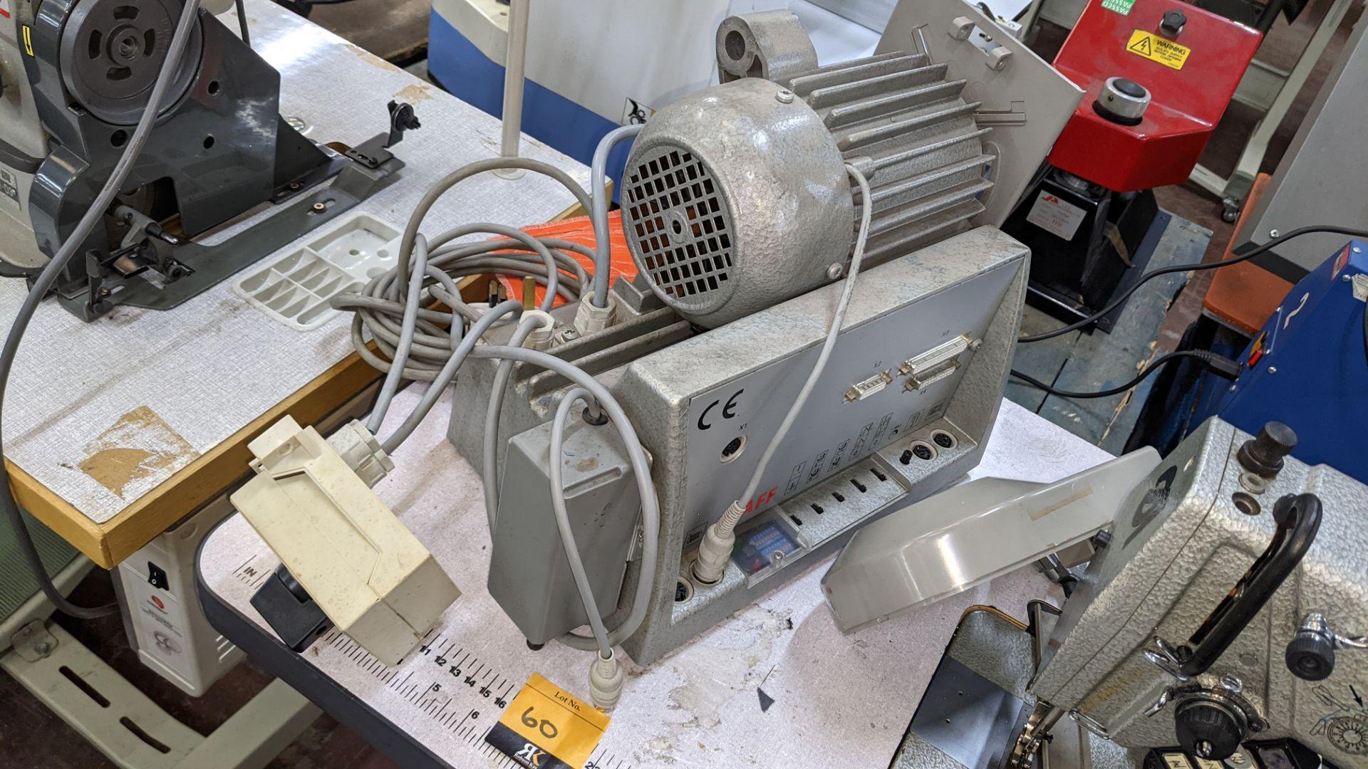 Durkopp Adler type 0271-L40042 sewing machine - Image 13 of 19