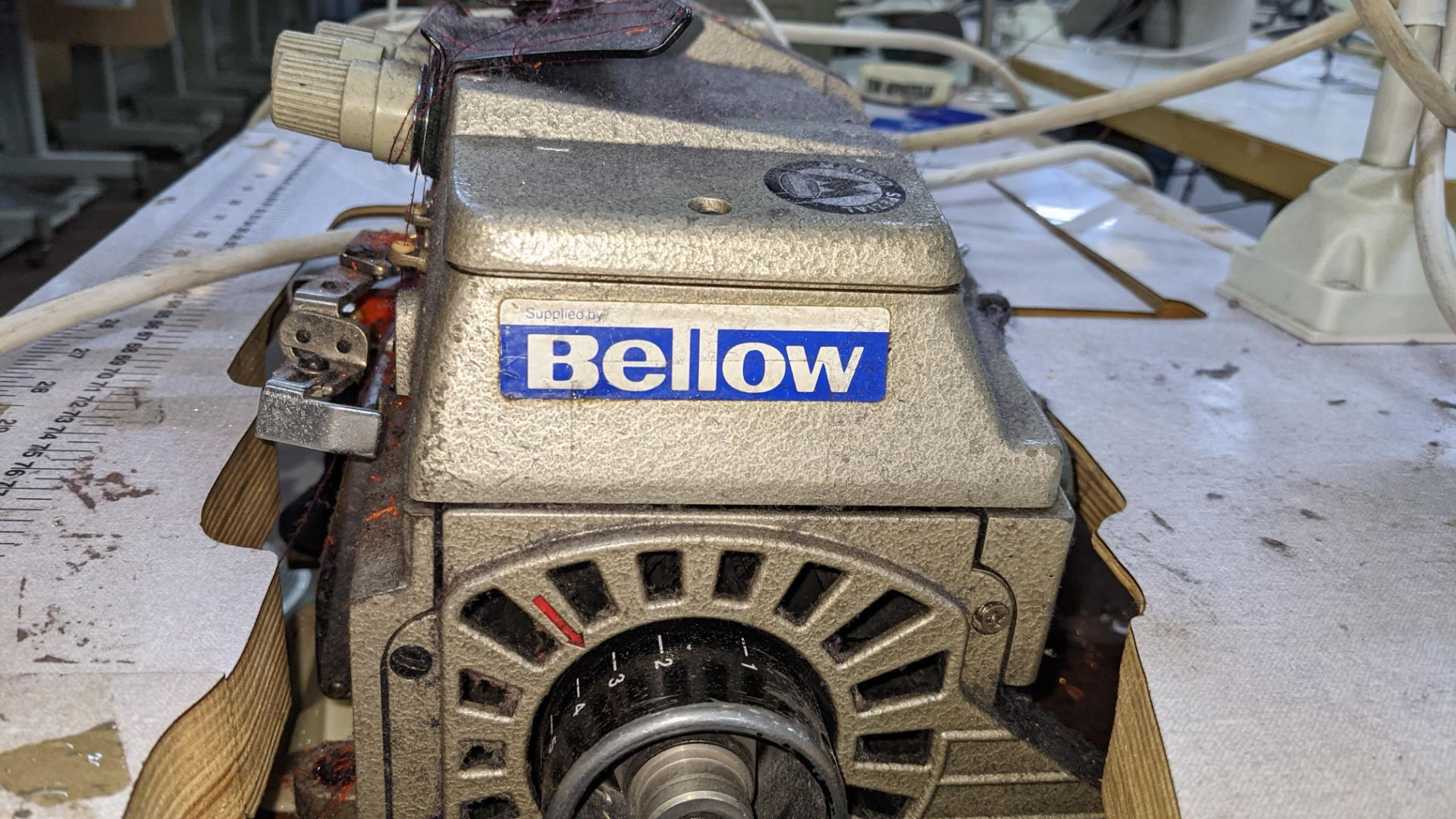 Bellow overlocker - Image 9 of 13