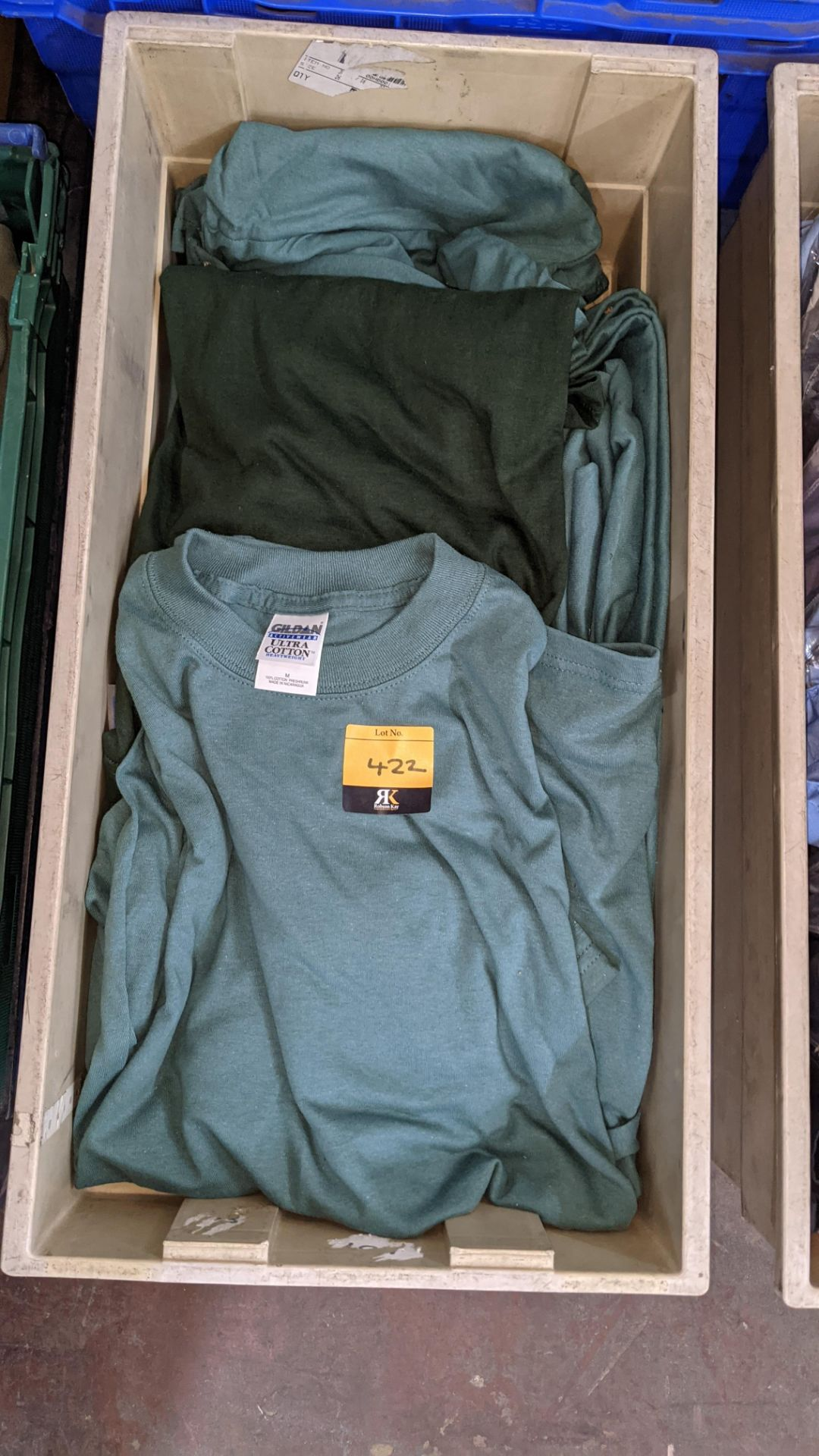 Approx 20 off assorted green tops - Image 3 of 4