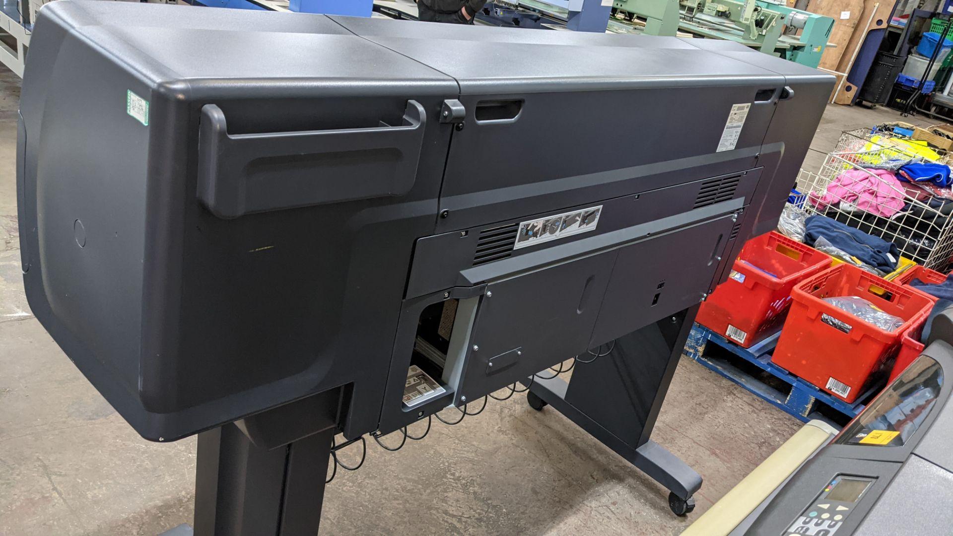 "HP DesignJet 4000ps wide format printer, model Q1274A (42"") - Image 7 of 7"