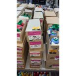 20 boxes of Ackermann Isacord (40) polyester thread