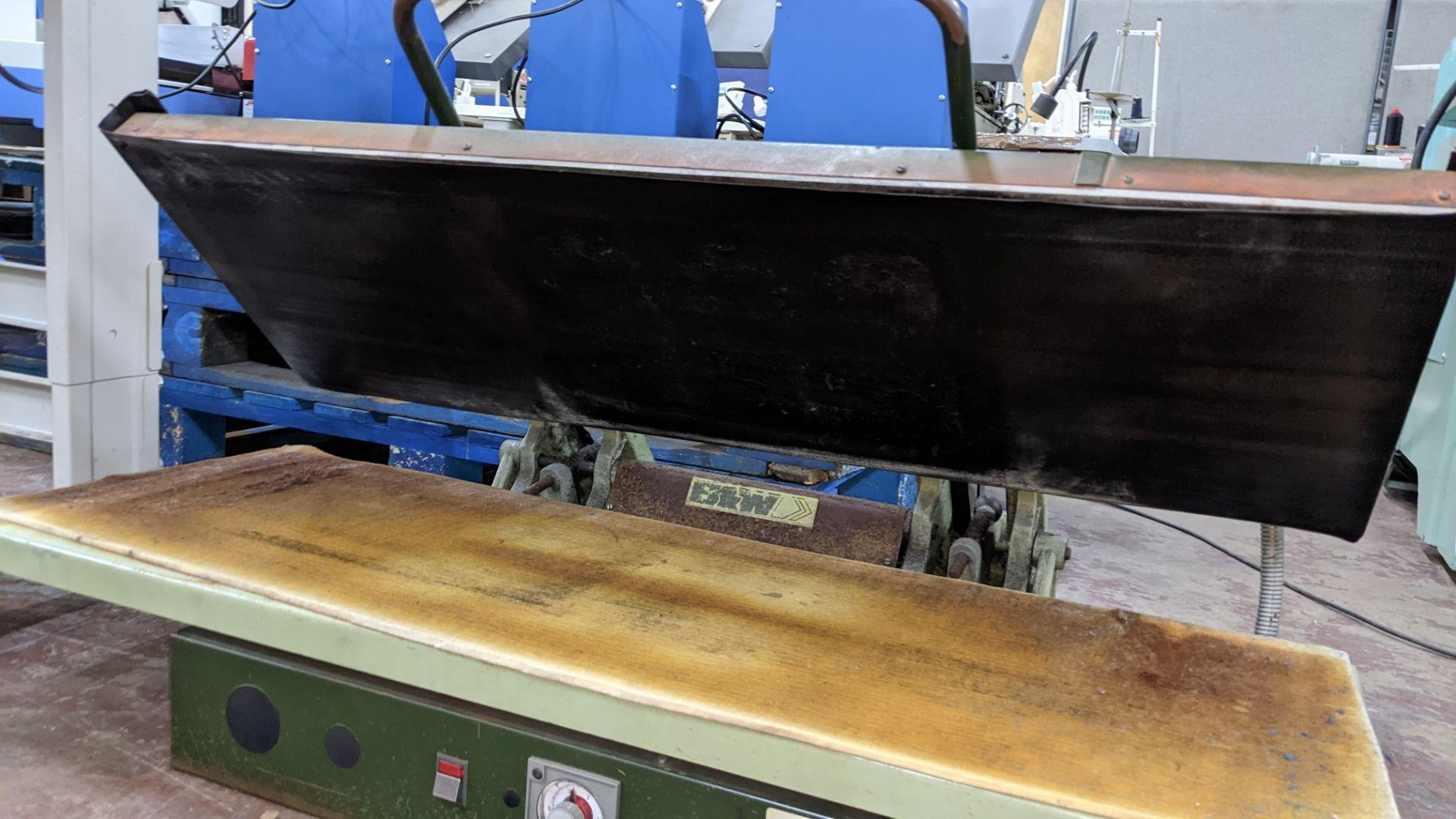 BW large benchtop heat press - Image 7 of 12