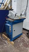 Samco hytronic cutting press model SB-218