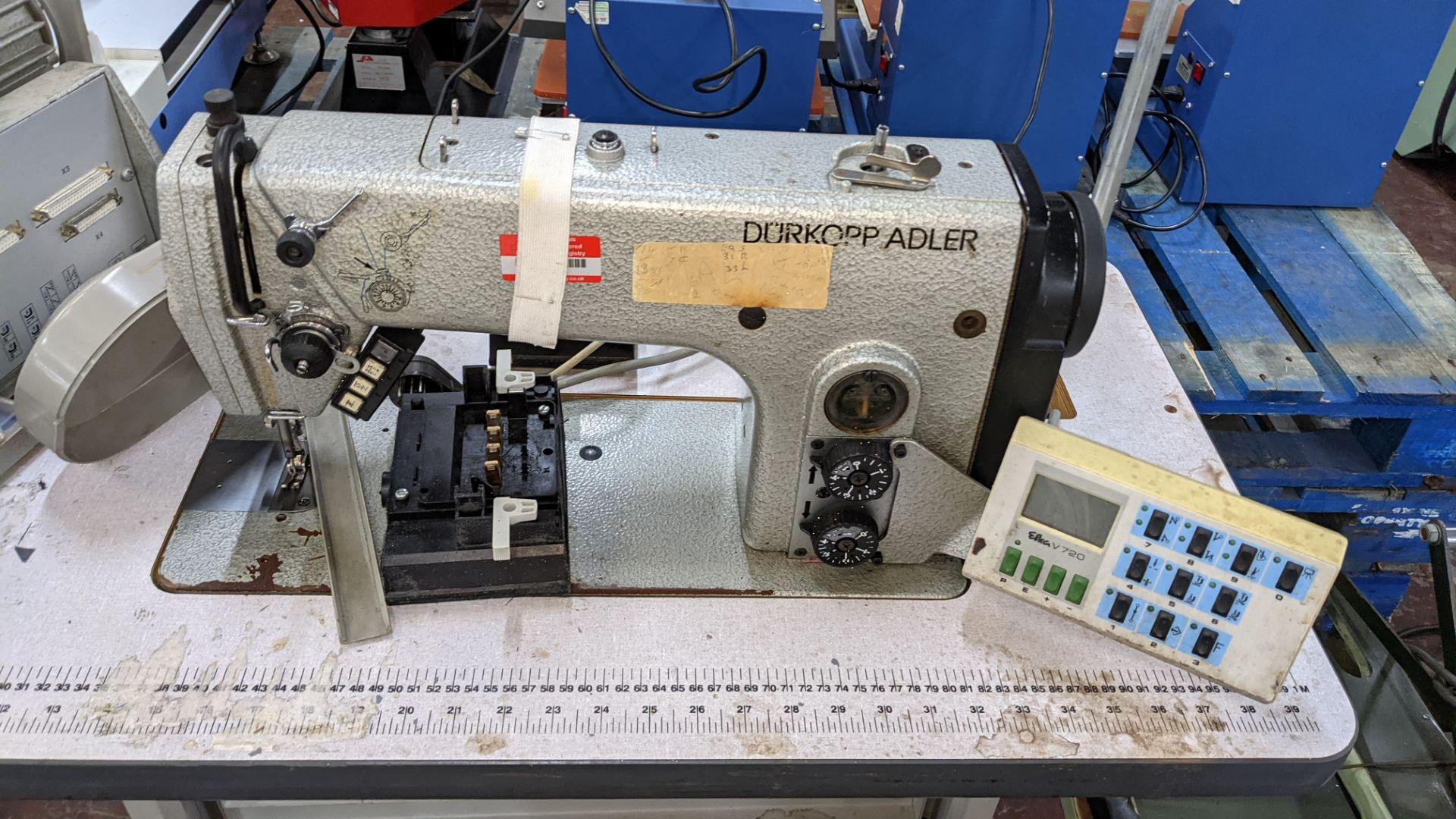 Durkopp Adler type 0271-L40042 sewing machine - Image 6 of 19