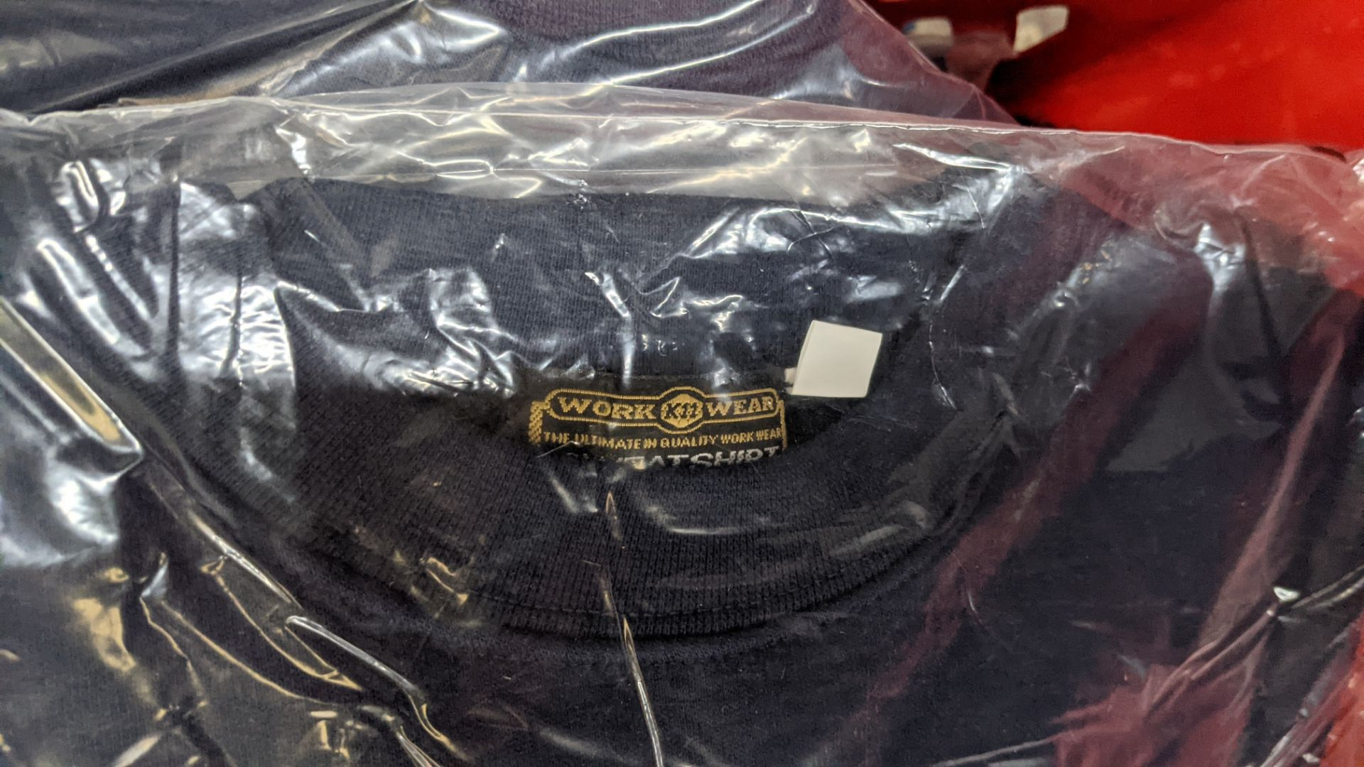 Approx 12 off navy sweatshirts - Image 4 of 5