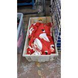 Quantity of Christmas stockings, Christmas sacks & other Christmas related items