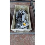 The contents of a crate of illuminated trim. NB crate excluded
