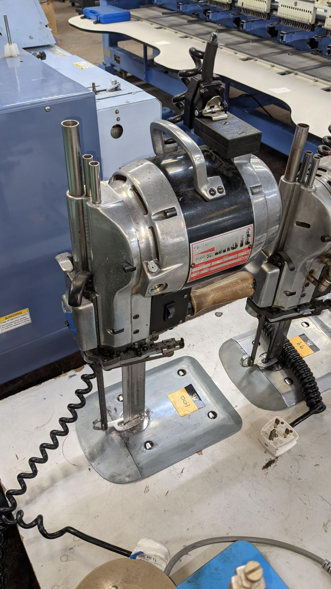 Eastman Brute electric cutter - Image 7 of 7