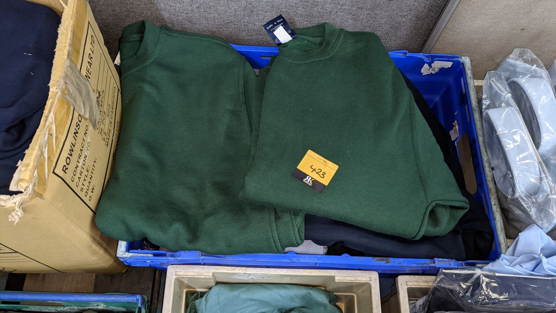 Quantity of assorted colour sweatshirts - Image 2 of 5