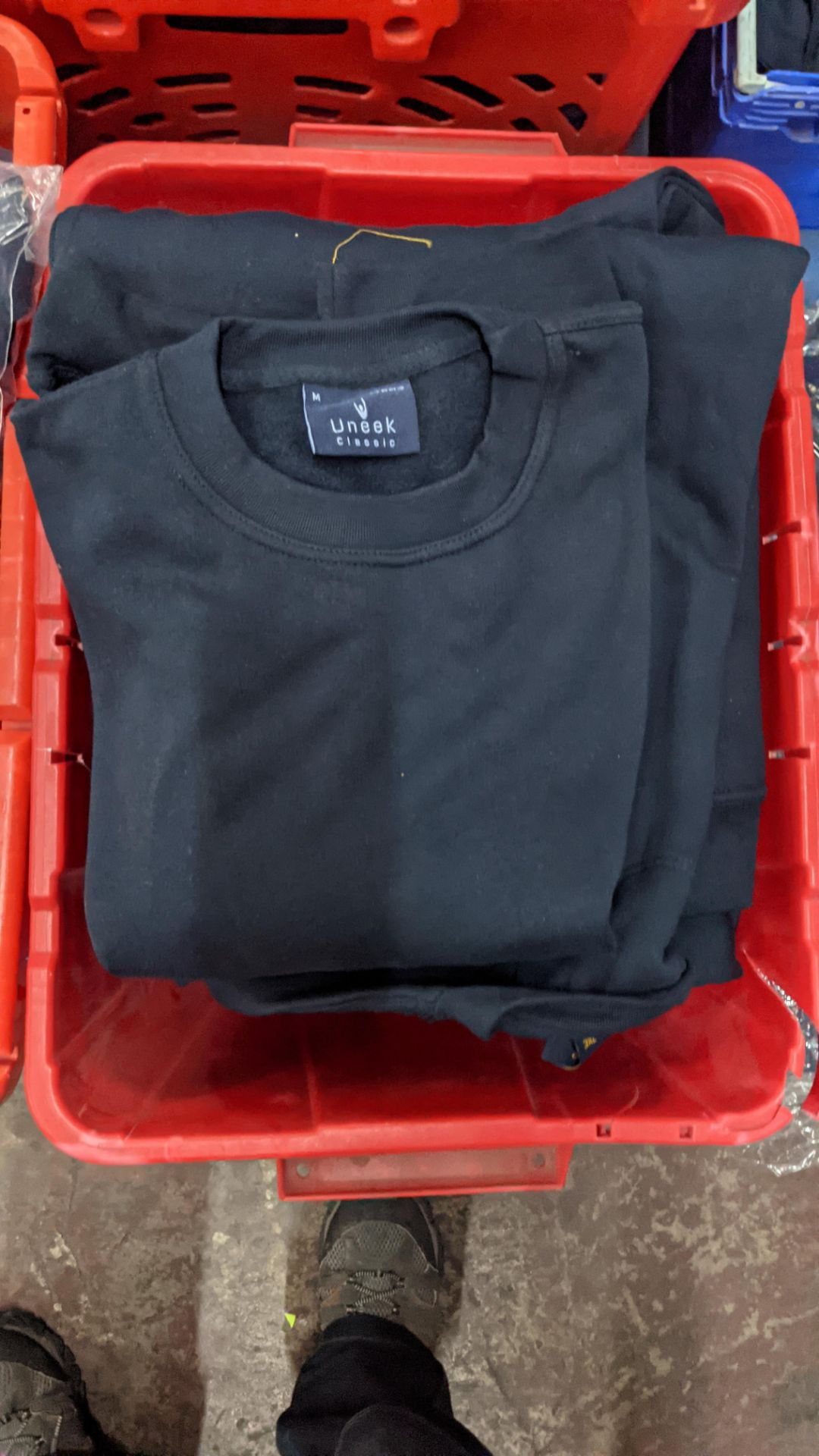 Approx 12 off navy sweatshirts - Image 4 of 5