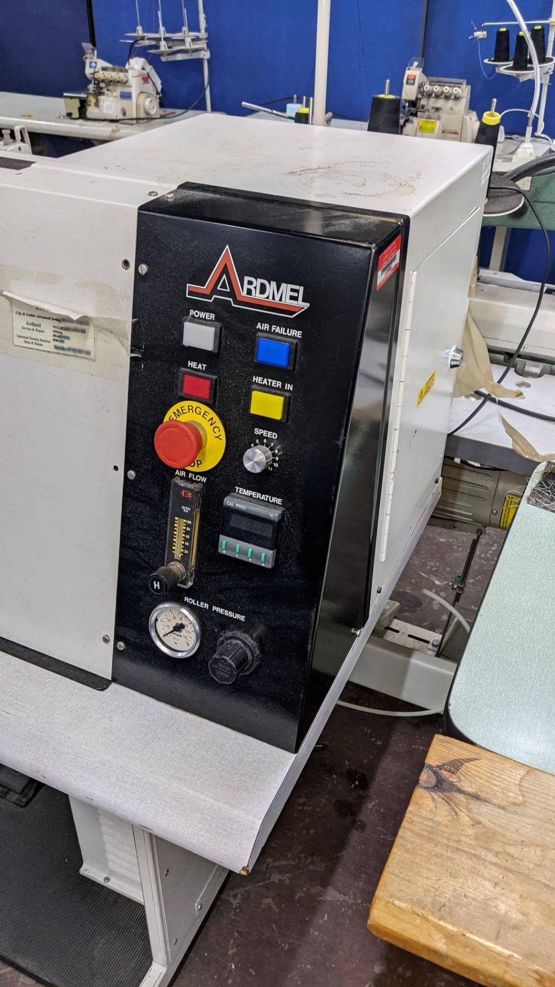Ardmel seam sealing machine - Image 6 of 18