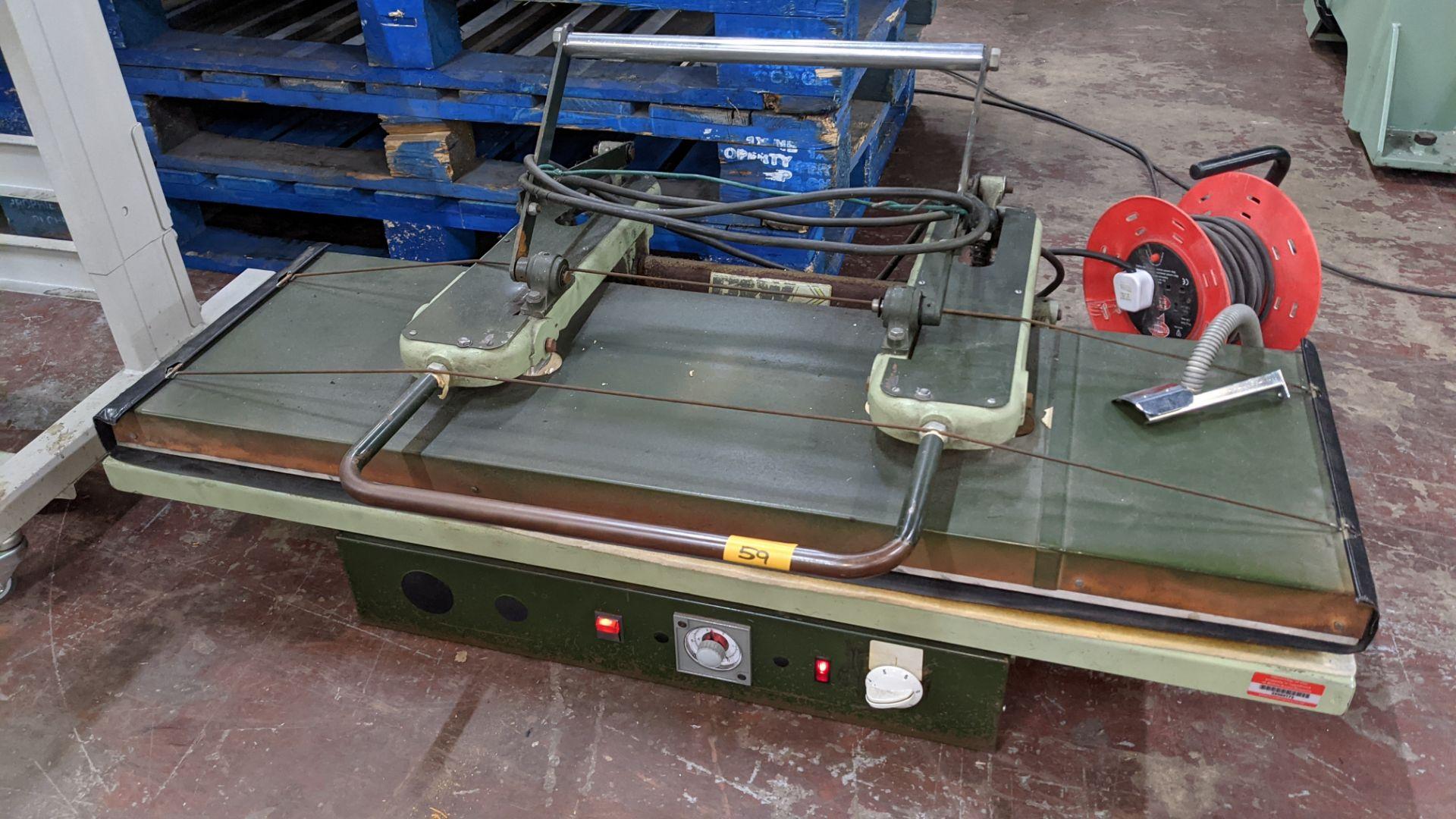 BW large benchtop heat press - Image 11 of 12