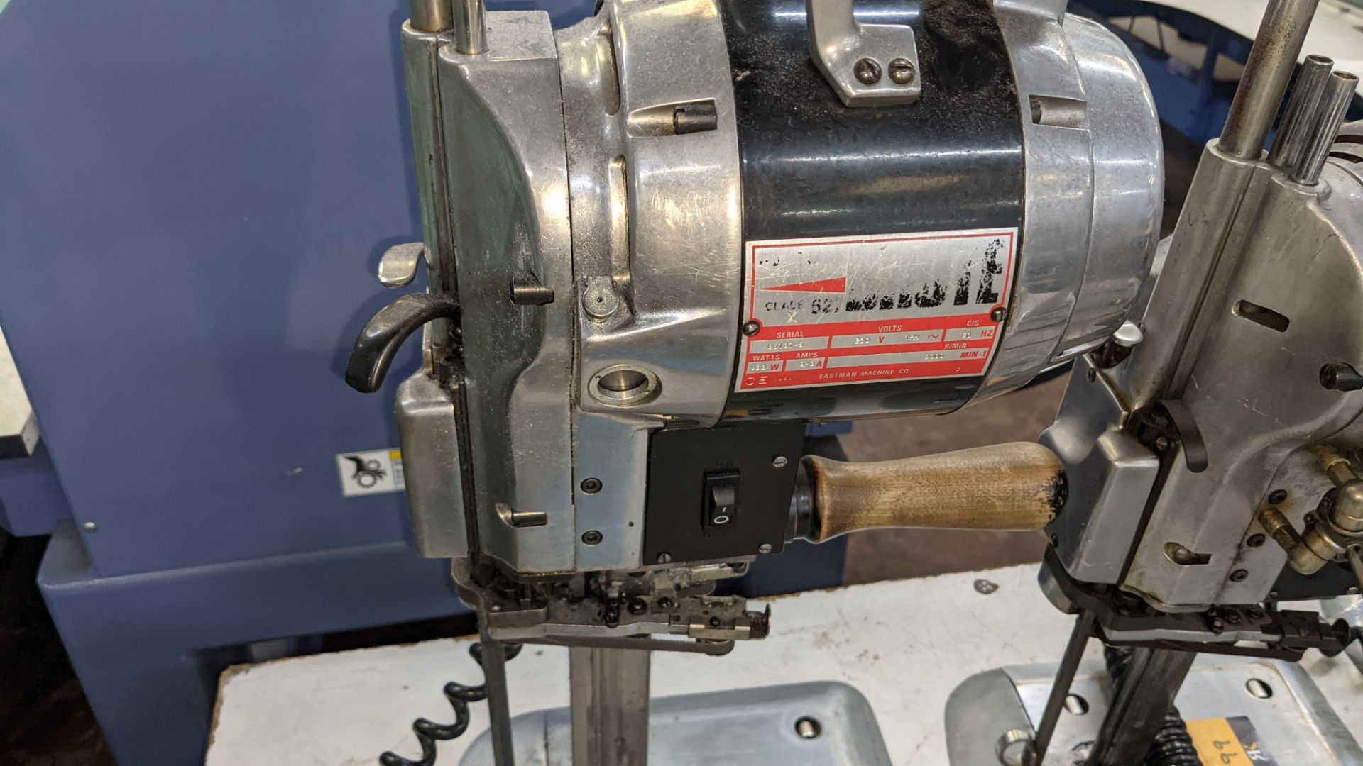 Eastman Brute electric cutter - Image 5 of 7