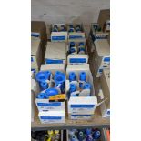 12 boxes of Amann Group ISALON embroidery thread