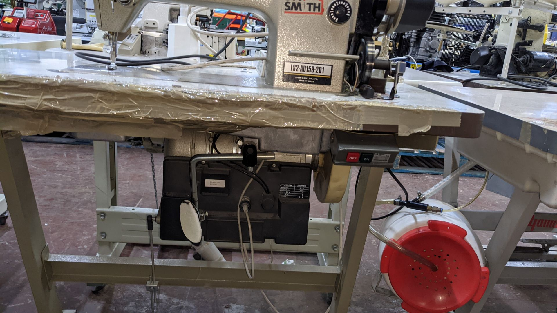 Toyota sewing machine - Image 14 of 17