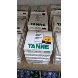 18 boxes of Madeira Tanne (Burmit) cotton embroidery thread