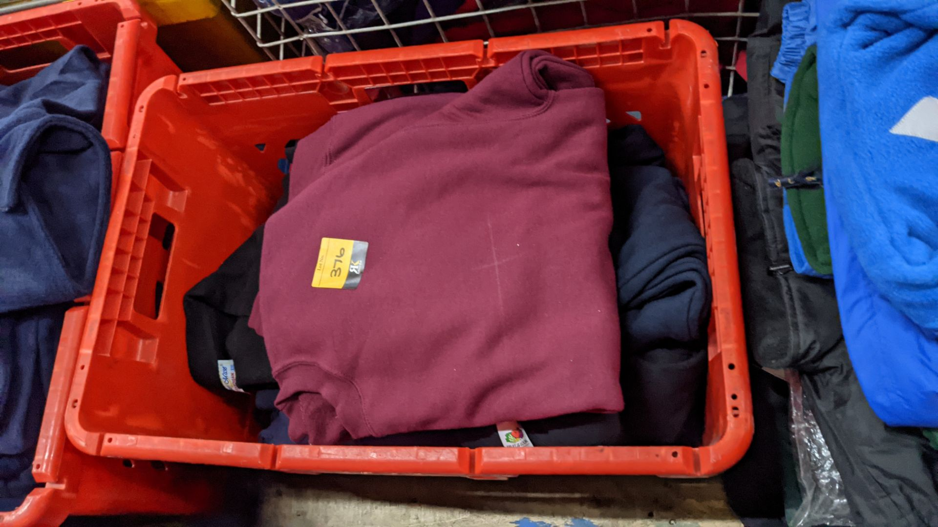 Approx 10 off assorted sweatshirts - Image 2 of 6