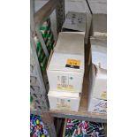 4 boxes of Madeira Burmit No. 40 rayon embroidery thread