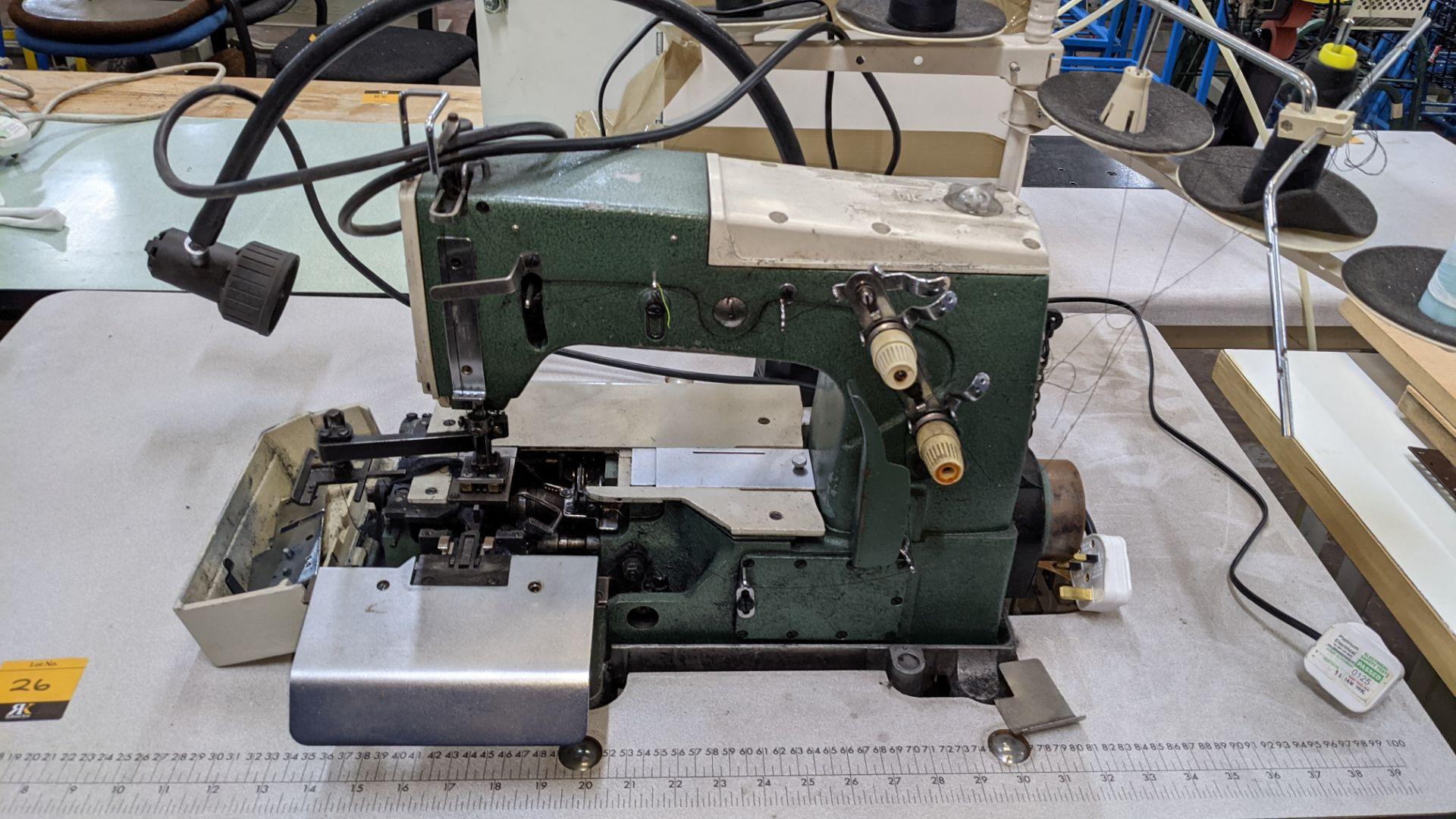 Sewing machine - Image 4 of 16