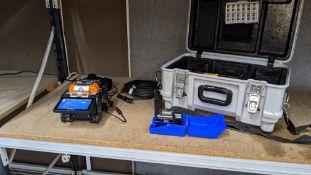 Sumitomo Splicer type T 72C HD Core Aligning Fusion Splicer