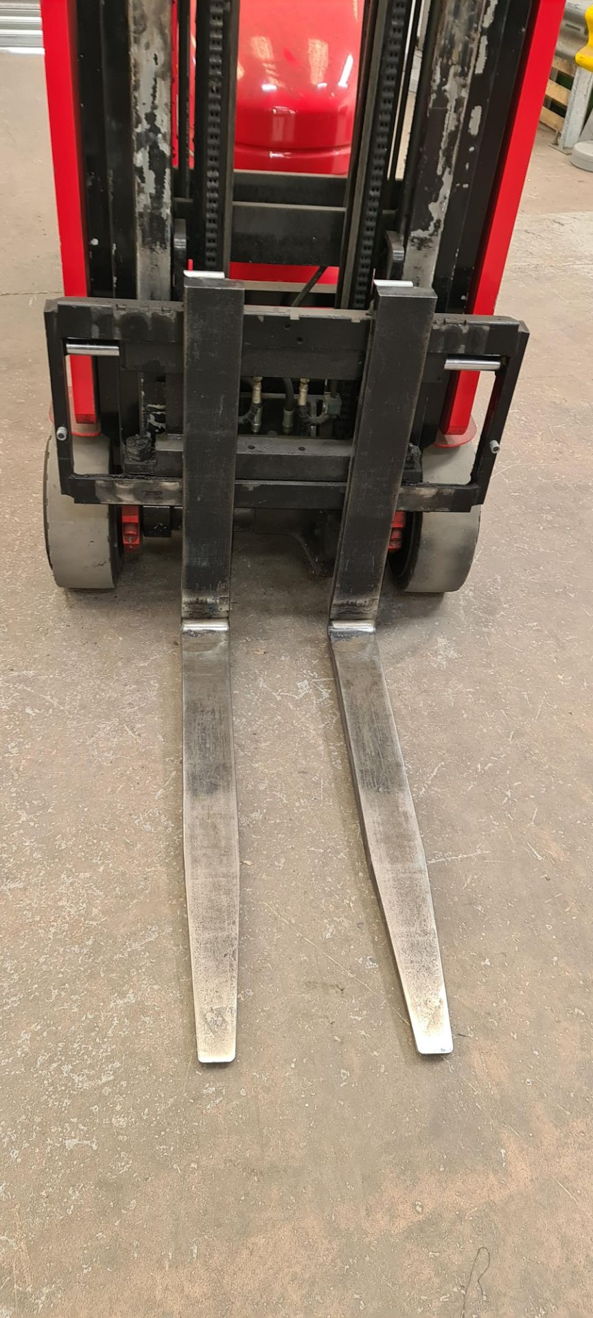 2014 Flexi Euro AC 'bendy' electric Fork Lift Truck - Image 7 of 29