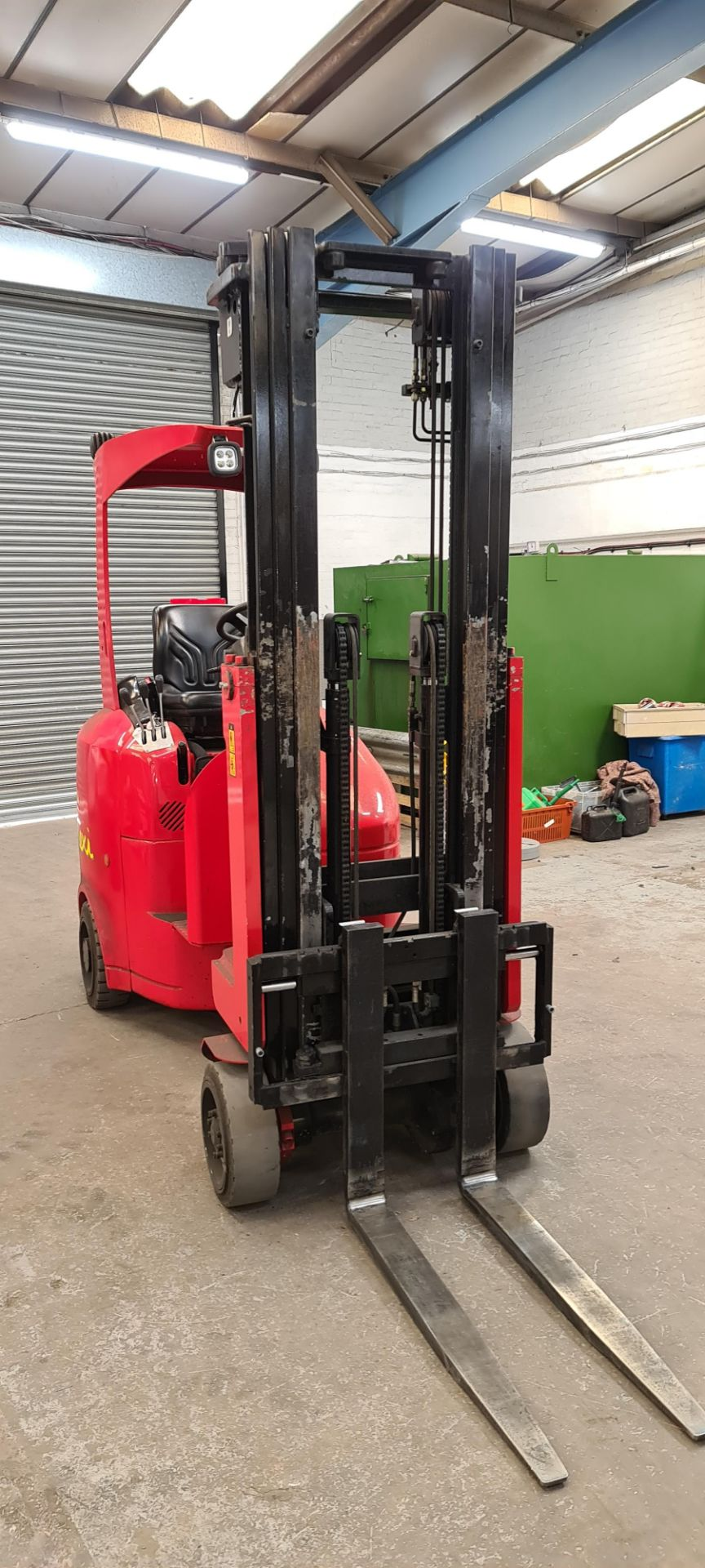 2014 Flexi Euro AC 'bendy' electric Fork Lift Truck - Image 2 of 29