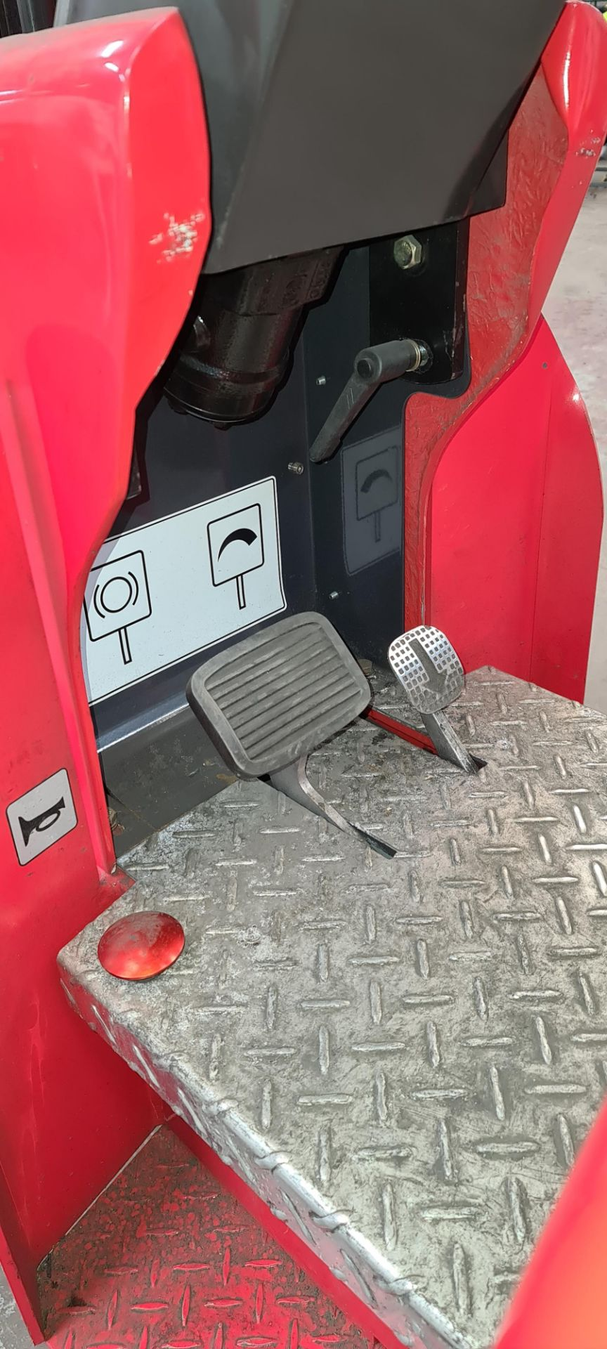 2014 Flexi Euro AC 'bendy' electric Fork Lift Truck - Image 21 of 29