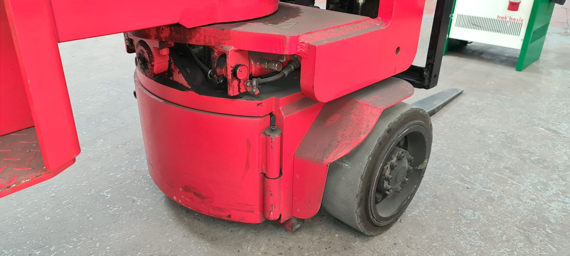 2014 Flexi Euro AC 'bendy' electric Fork Lift Truck - Image 13 of 29