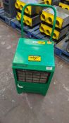 Ebac Industrial Products Limited Kompact industrial dehumidifier. 9,707 recorded hours