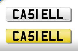 Cherished Registration CA51 ELL. On Retention until October 2029.