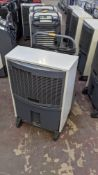 Dantherm model CDT40 dehumidifier. 10,290 recorded hours