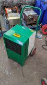 Ebac Industrial Products Limited Kompact industrial dehumidifier. 6,288 recorded hours