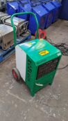 Ebac Industrial Products Limited Kompact industrial dehumidifier. 11,572 recorded hours