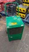 Ebac Industrial Products Limited Kompact industrial dehumidifier. 11,848 recorded hours