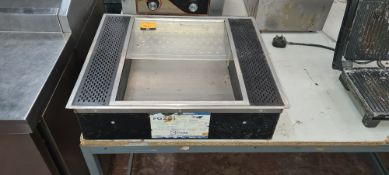 Chubb tray for use in cash counters & similar