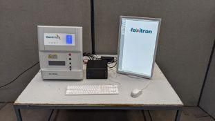 Faxitron CoreVision digital specimen system, purchased new in 2015.